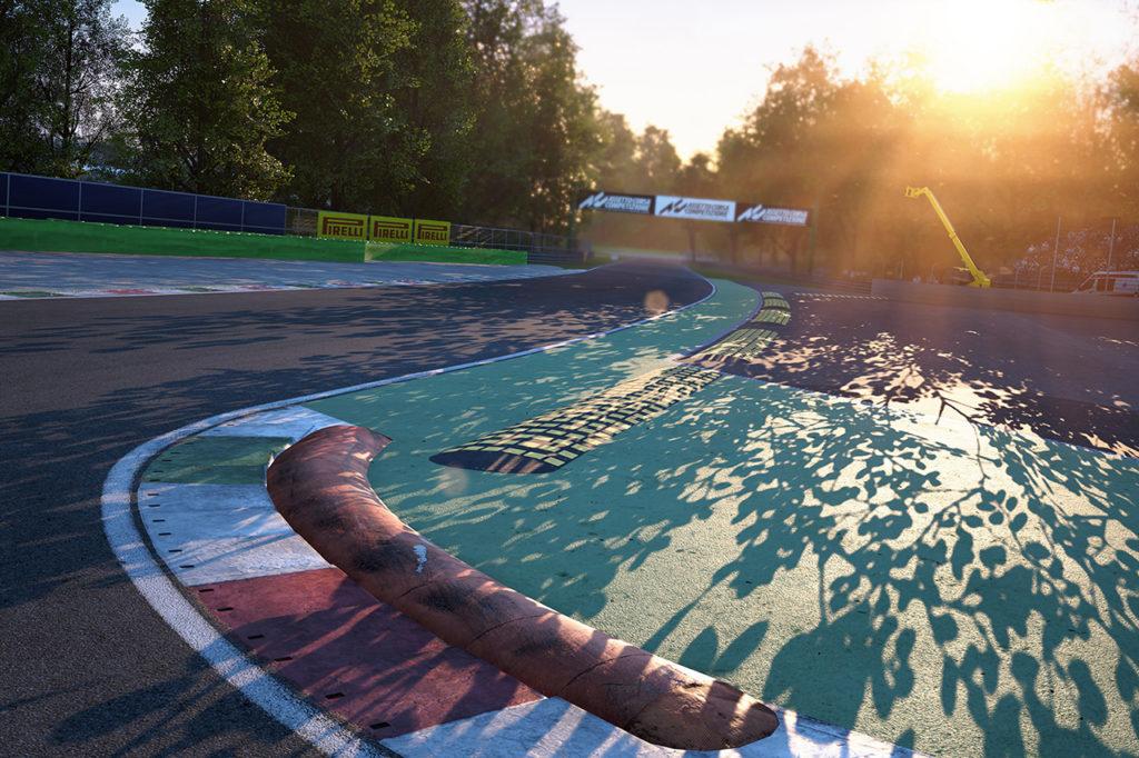 Monza – Round 1
