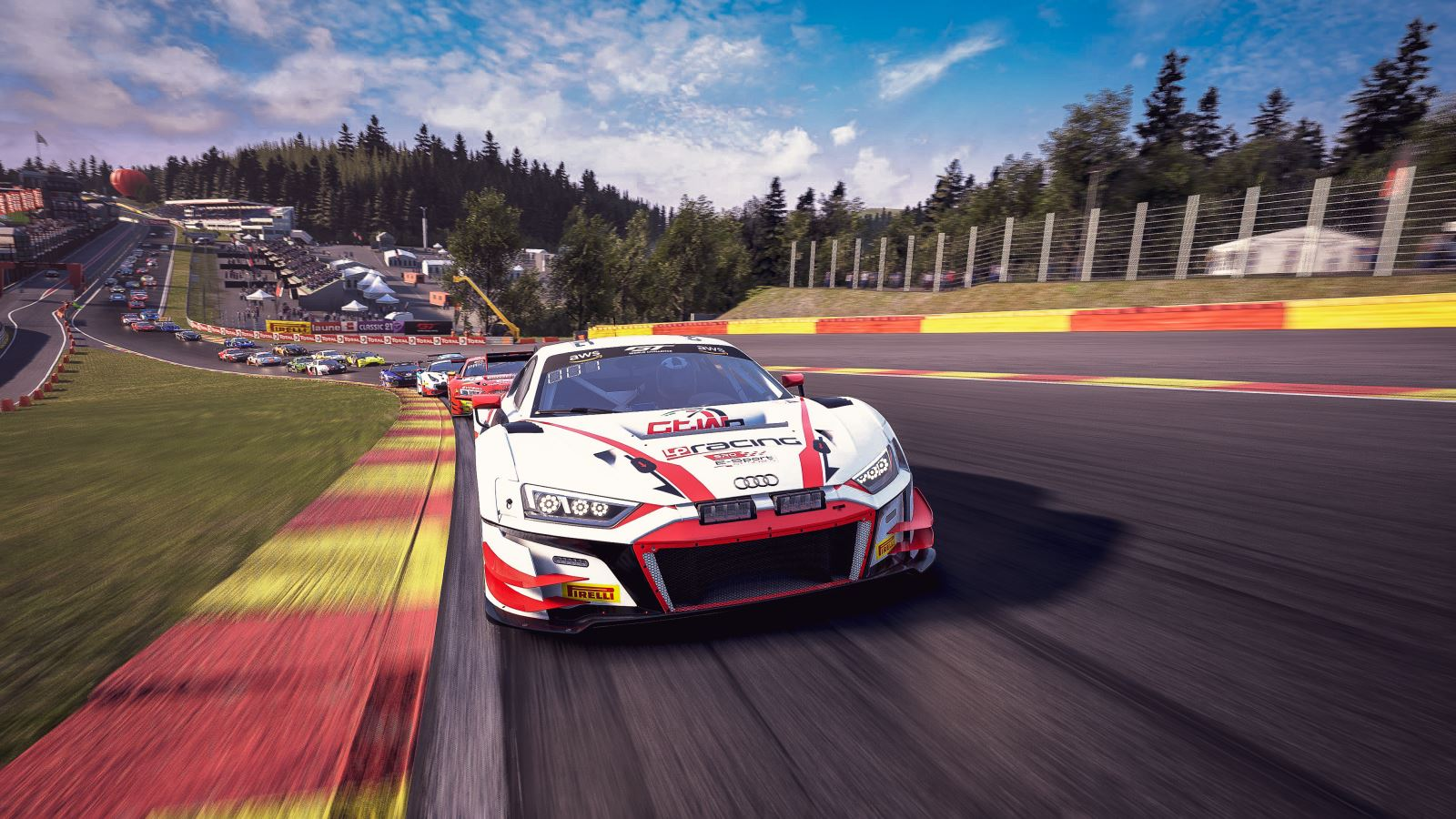 Titles on the line as TCL GT World Challenge Asia Esports Presented by Tarmac Works prepares for penultimate round at Spa