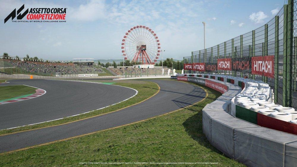 Suzuka – Round 5